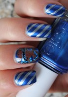 Фруктовый дизайн ногтей