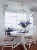 Дизайн зоны столовой