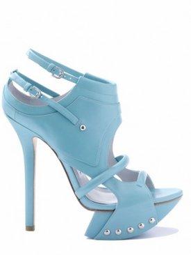Весна-лето 2011: модные туфли